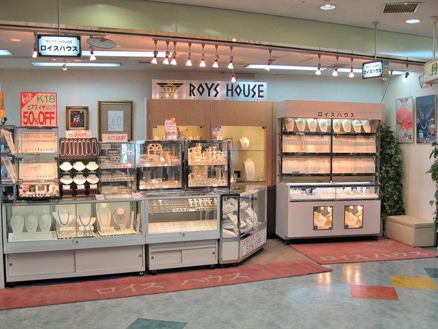 ROYS店舗